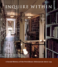 Jacket of Inquire Within by Jane Lancaster