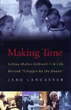 Jacket of Making Time by Jane Lancaster